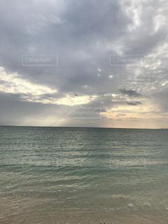 沖縄の夕方の写真・画像素材[2431131]