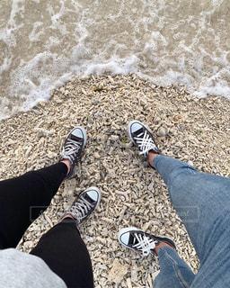 海辺での写真・画像素材[2431133]