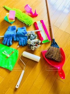 掃除道具の写真・画像素材[787282]