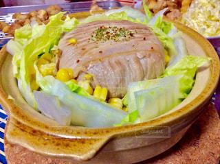カマンベールチーズのトロトロ鍋(*´∀`*)の写真・画像素材[792360]