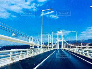 白鳥大橋の写真・画像素材[1020296]