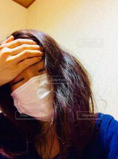 マスクの写真・画像素材[1083711]