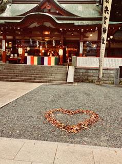 ハート,来宮神社
