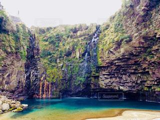雄川の滝の写真・画像素材[1448055]