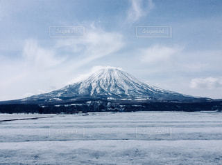羊蹄山の写真・画像素材[1664140]