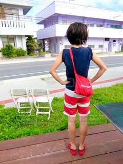夏スタイルの写真・画像素材[2167538]