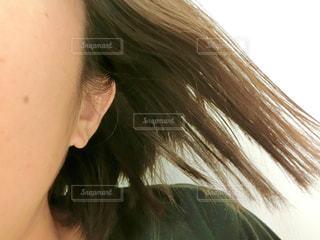 髪の毛の写真・画像素材[2306381]