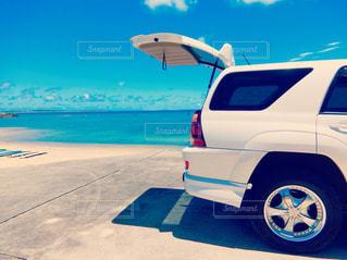 久米島夏ドライブの写真・画像素材[2334827]