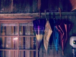 傘の写真・画像素材[3669672]