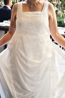ウェディング ドレスの人の写真・画像素材[784478]