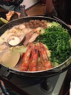 鍋,seafood,鍋パ,あったまる,海鮮鍋