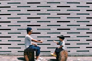 父と子の写真・画像素材[946180]