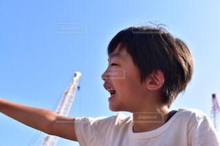 笑顔の写真・画像素材[1377379]