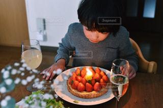 誕生日パーティーの写真・画像素材[1667723]