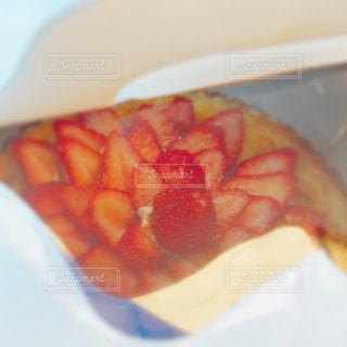 ケーキ,いちご,お菓子,パイ,手作り