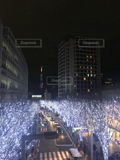 冬,夜景,絶景,綺麗,景色,イルミネーション,クリスマス,六本木