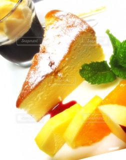 チーズケーキの写真・画像素材[802732]