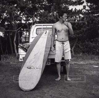 サーフィンの写真・画像素材[639219]