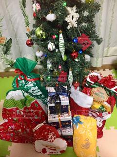 プレゼント,キラキラ,クリスマス,ツリー