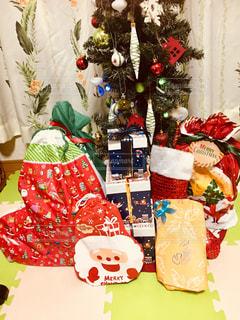 冬,プレゼント,キラキラ,クリスマス,ツリー,ふゆ