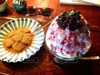 夏,カメラ,東京,綺麗,苺,写真,かき氷,お洒落,風物詩,きな粉,お餅,イチゴ