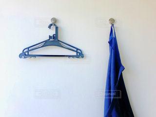 青と白の壁 - No.817626