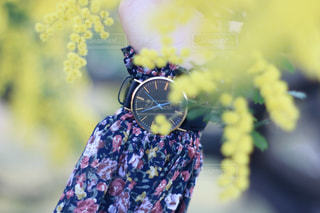 腕時計 × ミモザ - No.1200459