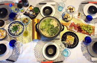 食卓,鍋,ホームパーティー,鍋パーティー