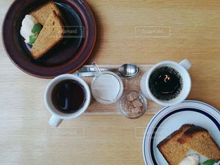 横浜のとあるカフェでの写真・画像素材[888866]