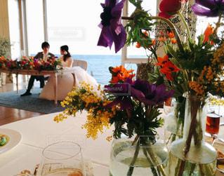花,カラフル,フラワー,結婚式,フラワーアレンジ,ボタニカル