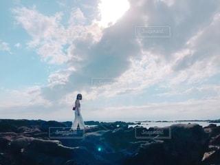 やっぱり海が好きの写真・画像素材[3546279]