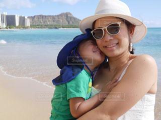 ママと子供の写真・画像素材[726172]