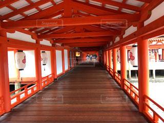 神社,静寂,廊下,フィルム,厳島,フィルム写真,フィルムフォト