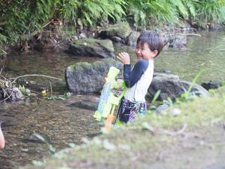 夏の写真・画像素材[660307]