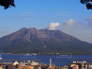 桜島の写真・画像素材[1015856]
