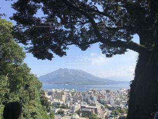 青空と桜島 - No.1115163