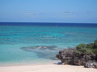 キレイな海の写真・画像素材[1115286]