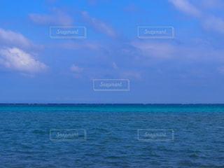 青い世界の写真・画像素材[1118307]