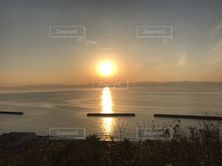 夕日の写真・画像素材[1231895]