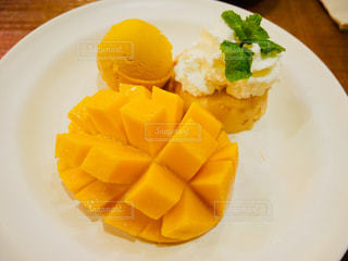 マンゴー,デザート,フルーツ,果実,甘党