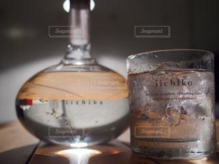 ワインのガラスの写真・画像素材[1281759]