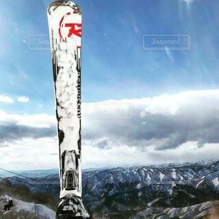 冬,雪,山,スキー,運動,ウィンタースポーツ