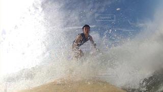海,朝日,サーフィン,砂浜,波,湘南,gopro,ボード