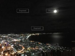 函館の夜景の写真・画像素材[1703445]