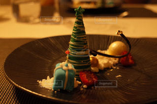 デザート,クリスマス,クリスマスツリー,フルコース,クリスマスディナー,クリスマスの思い出