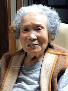 普段のおばあちゃんの写真・画像素材[2831207]