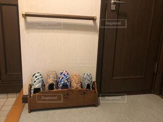 よくある玄関の写真・画像素材[2937872]