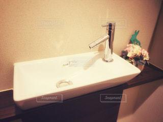 洗面台の写真・画像素材[797958]