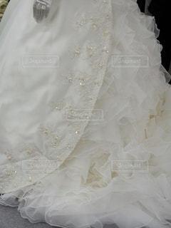 ウェディングドレスの写真・画像素材[826375]