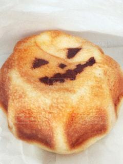ジャックオランタン風かぼちゃパン - No.866723